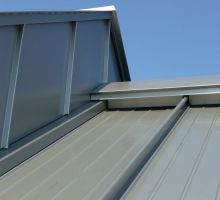Abkantbleche für dach